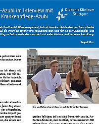 Ausbildung Gesundheits Und Krankenpflege Diakonie Klinikum Stuttgart